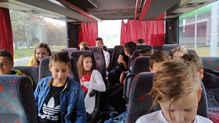 Wyjazd do Lublina klas VIIIa i VIIIb