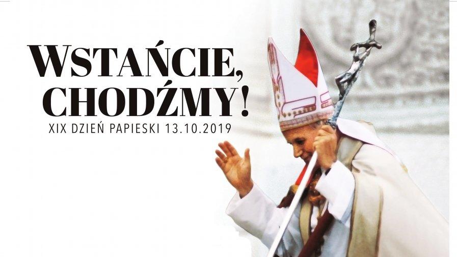 XIX Dzień Papieski 2019
