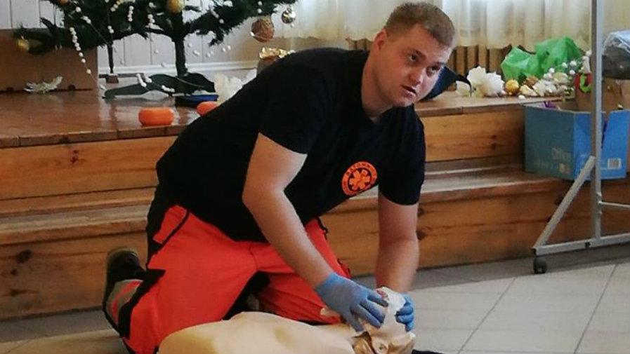 Szkolenie z udzielania pierwszej pomocy przedmedycznej