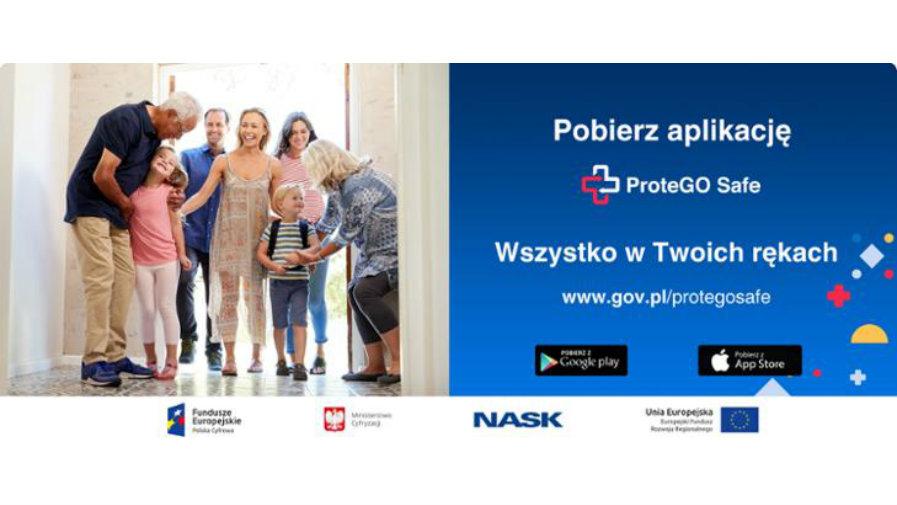 Aplikacja ProteGO Safe – wspólny list Ministra Edukacji Narodowej i Głównego Inspektora Sanitarnego do rodziców